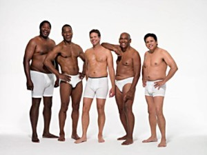 Men in Underware