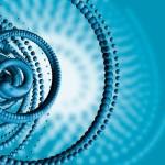 Positive Limitation represented as a Blue Spiral