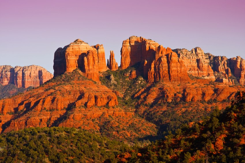 WorldMajorVortexes_Sedona, Arizona