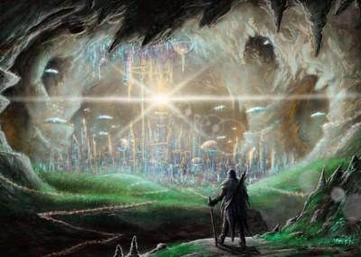 Agartha Hollow Earth