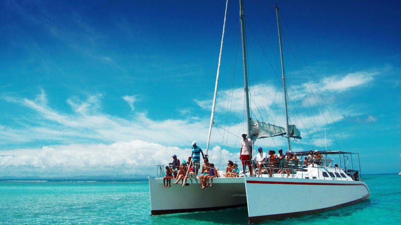 Catamaran Snorkel Cozumel