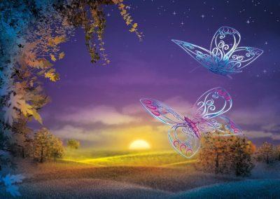Lucid Dreaming Butterflies