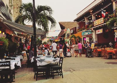 Playa-del-Carmen Restaurants