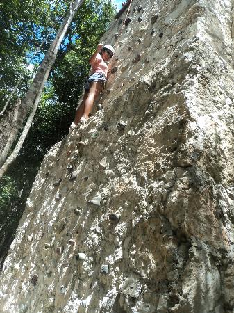 Selva Maya Climb & Repel