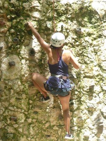 Selva Maya Zip Line 1