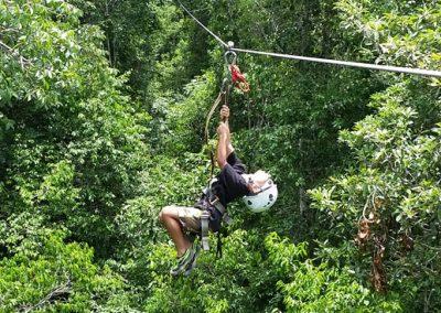 Selva Maya Zip Line 4