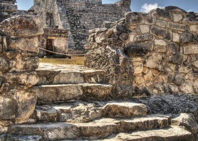 Tulum Steps