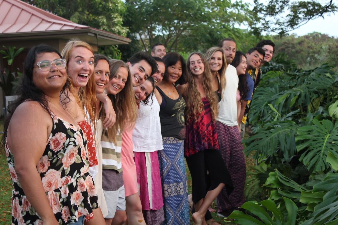 Big Island Adventure 2017 Group