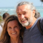 Kirk and Sandra in Mexico