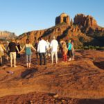 Sedona Adventure Group Circle Oct 2017