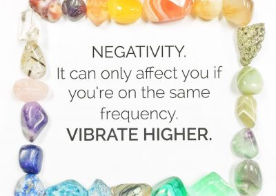 Vibrate Higher Quote