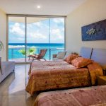 Villa Gauguin BR 3, second floor, two queen beds, private bath, ocean view