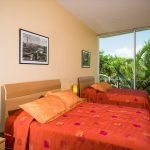 Villa Gauguin BR 4, second floor, two queen beds, private bath, Garden View